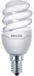 Philips E14 8W 220-240V WW 1PF/6 Tornado T2 mini