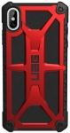 UAG Monarch Case для iPhone Xs MAX [Crimson (111101119494)]
