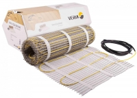 Danfoss Мат нагрівальний Veria Quickmat 150, 2х жильний, 6.0кв.м, 900W, 0.5 х 12м, 230V