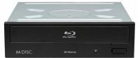 Hitachi-LG BH16NS60 UHD Blu-ray Writer SATA INT Bulk Black