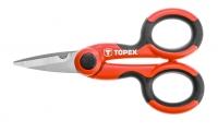 Topex 32D414 Ножиці для кабелю, 144 мм