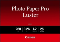 Canon A2 Luster Paper LU-101, 25л.