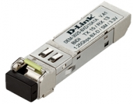 D-Link SFP-Трансивер DEM-302S-BXD 1000BaseBX-D SM WDM 2km, LC