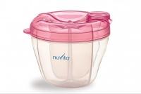 Nuvita Контейнер для зберігання молока [NV1461Red]