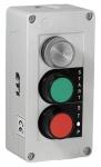 ETI JCZ4B2A1 лампа+2 утопл. кнопки