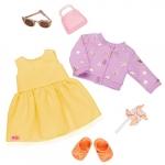 Our Generation Набір одягу для ляльок Deluxe - Літнє плаття