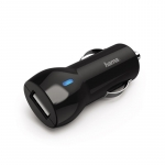 HAMA Car Charger 2.4А, black