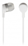KitSound Entry Mini In-Ear with Mic [White]