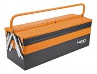 Neo Tools Ящик для інструменту, металевий, 555 мм