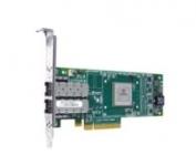 Dell Контролер Qlogic 2662, Dual Port 16GB Fibre Channel HBA, Full Height, Kit