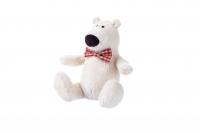 Same Toy Полярний ведмедик білий (13 см)