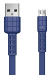 Remax Armor Series MicroUSB Data/Charge [RC-116M-BLUE]