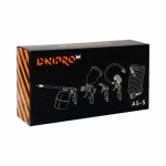 Dnipro-M Набір пневмоінструменту AS-5