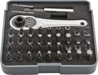 Neo Tools 06-105 Насадки з тримачем, набiр 38 шт.*1 уп.
