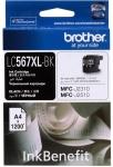 Brother LC567 XL Black