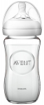 Avent Пляшка для годування Natural скляна [SCF053/17]
