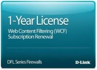 D-Link DFL-860-WCF-12-LIC