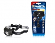 VARTA Indestructible Head Light LED 1W 3AAA