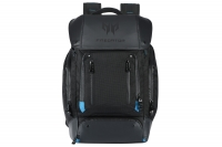 Acer Predator Gaming Utility Backpack with teal blue PBG591