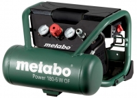 Metabo Power 180-5 W OF безмасляный