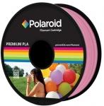 Polaroid Котушка з ниткою 1.75мм/1кг PLA, розовий