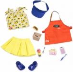 Our Generation Набір одягу для ляльок Deluxe Кухар-гриль