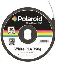 Polaroid Картридж с нитью 1.75мм/0.75кг PLA, белый