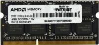 AMD DDR3 SODIMM Bulk [R534G1601S1S-UOBULK]