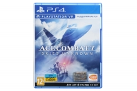 PlayStation Ace Combat 7: Skies Unknown (підтримка PS VR) [Blu-Ray диск]