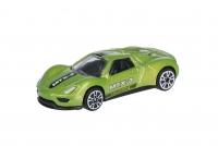Same Toy Машинка Model Car Спорткар (зелений)