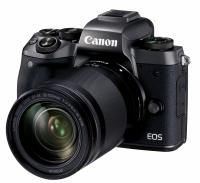 Canon EOS M5 18-150 IS STM Kit Black