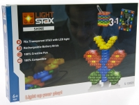 LIGHT STAX Конструктор з LED підсвіткою Shine LS-S12003