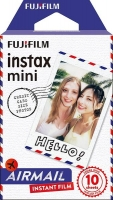 Fujifilm COLORFILM INSTAX MINI AIRMAIL (54х86мм 10шт)