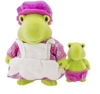 Li`l Woodzeez Набір фігурок - Черепахи: мама і малюк