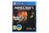 PlayStation Гра Minecraft. Edition [Blu-Ray диск]
