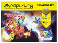 MagPlayer Конструктор магнітний 83 од. (MPA-83)