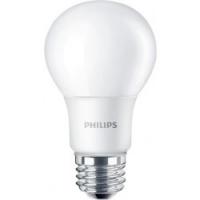 Philips LEDBulb E27 7-60W 230V 3000K A60/PF