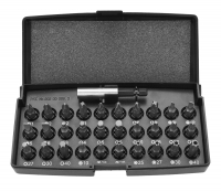 Neo Tools 06-103 Насадки з тримачем, набiр 31 шт.*1 уп.