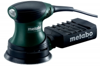 Metabo ексцентрикова FSX 200 intec, 200Вт, 125 мм