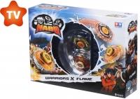 Infinity Nado Дзиґа серія Спліт Battle Buddha Warriors Battle Buddha Бойовий Будда та Blast Flame Бойовий Ведмідь