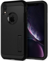 Spigen Tough Armor для iPhone XR Black