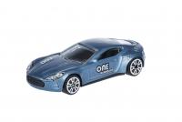 Same Toy Машинка Model Car Спорткар (сірий)