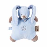 Nattou іграшка-подушка кролик Бібу (24см)