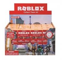 Roblox Игровая коллекционная фигурка Mystery Figures Industrial S5