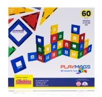 Playmags Магнітний набір 60 ел. PM169