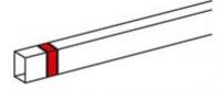 Legrand Накладка на стык к мини-каналу 24x14мм, DLP-S