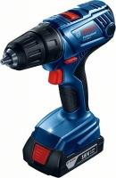 Bosch Professional GSR 180-LI, 2x2Ah