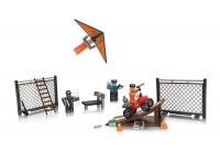 Roblox Игровая коллекционная фигурка Environmental Set Jailbreak:Great Escape W5, набор 4шт