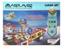 MagPlayer Конструктор магнітний 72 од. (MPB-72)