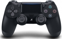 PlayStation Геймпад бездротовий PlayStation Dualshock v2 Cont Black